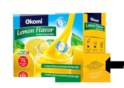 Okomi Powder Lemon Flavor