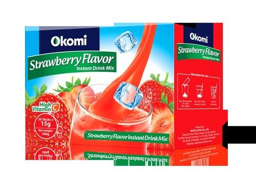 Okomi Powder Strawberry Flavor