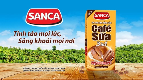 Sanca Milk Coffee