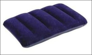 Inflatable Downy Cozy Pillow