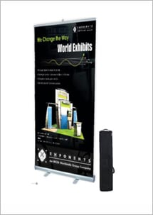 Roll Up Banner And Roll Up Banners Stands