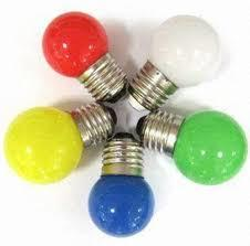 LED Colour Bulb