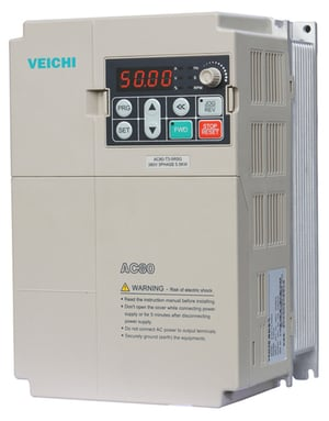 AC70 Sensorless Vector Control AC Frequency Inverter