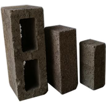 RCC Precast Concrete Cement Bricks And Hollow Bricks