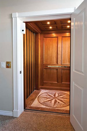 Wooden Personal Lifts
