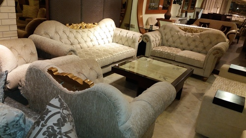 Comfortable And Luxury Class Sofa Set At Best Price In New Delhi, Delhi   Furniture Cottage