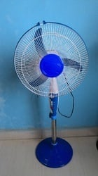 DC Pedestal Fan with 3 Speed Control