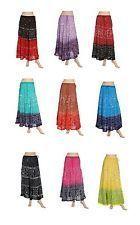 Handmade Tie And Dye Bandhej Skirts