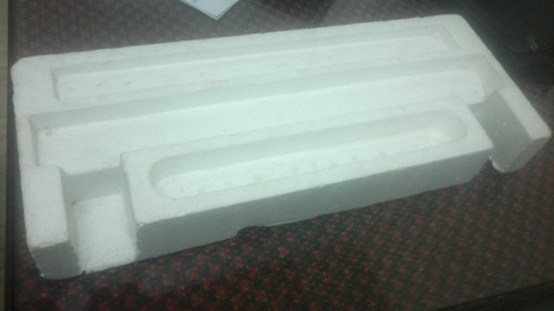 Thermocol Battery Packing Material