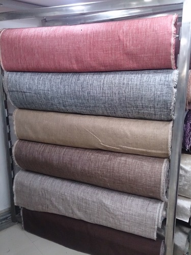 Durable Micro Jute Fabric For Sofa Upholstery