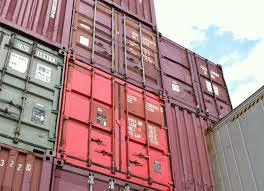 40 Feet Standard Used Container