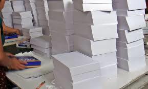 A4 Size Copy Paper