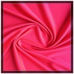 Polyester Spandex Blend Knitted Fabric