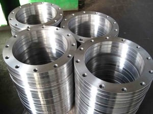 SS Flange For Power Plant