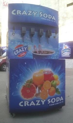 Crazy Soda Making Machine