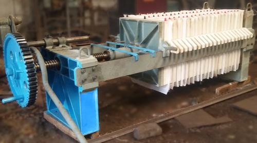 Pp Filter Press Machine