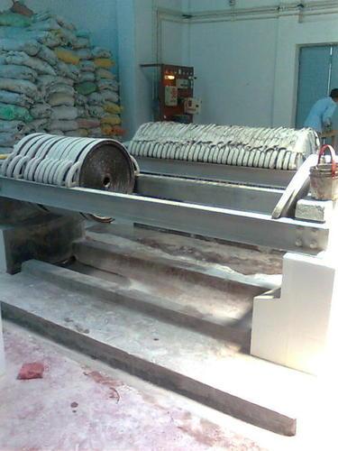 Round Shape Filter Press Machine