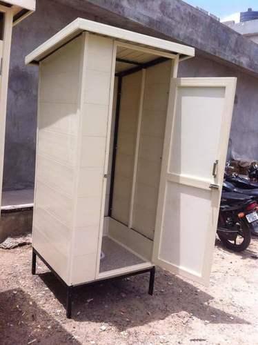 Solid Pvc Portable Toilet Unit