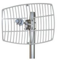 Square Grid Parabolic Antenna