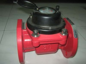 Woltmann Type Water Meter