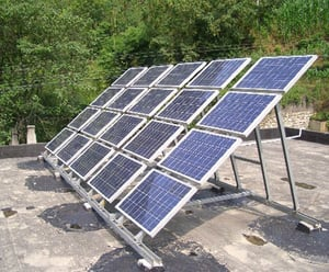 25KW Solar Water Pump System For Irrigation