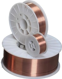 Copper Alloyed Welding Wires