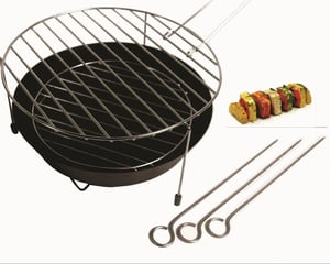 Lifetime Charcoal Grill