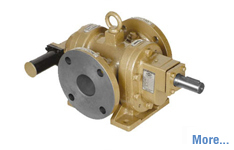 Jacketed Gear Pump (Model – FTRN-FTRB-FTRX)