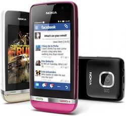 Touch Screen Mobile Phones