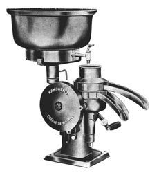 Cream Separator Machines