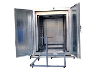 Electric Powder Coating Oven