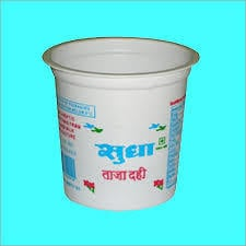 Disposable Curd Cups