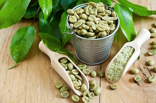 Fat burner Green Coffee Beans in   Vytilla