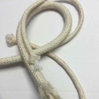 Cotton Cord Barided Cord