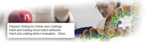 Paints and Coatings Testing Services