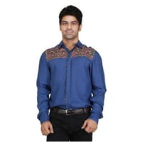Men Customized Embroidered Shirts