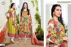 Georgette With Embroidery Pakistan Suit