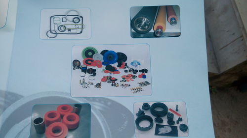 Hydraulic, Pneumatics And Rotary Seal