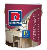 Nippon Satin Enamel Paint