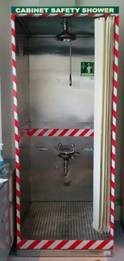 Stainless Steel Cabinet Type Shower