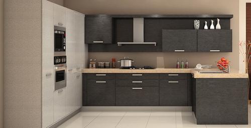 U Shaped Modular Kitchen In Ghaziabad Uttar Pradesh Gd Interior
