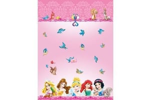 Animals Plastic Table Cover