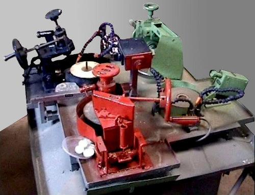 Bulk Glass Tukdi Shaping Machines
