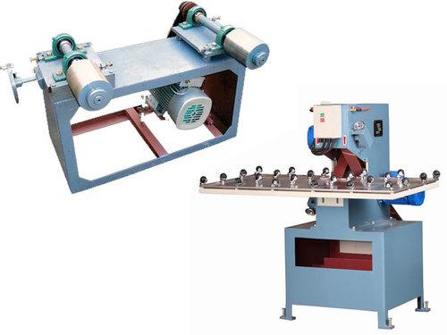 Glass Belt Grinder Single & Dual Machine