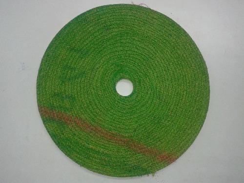 Green Sisal Buffing Wheels