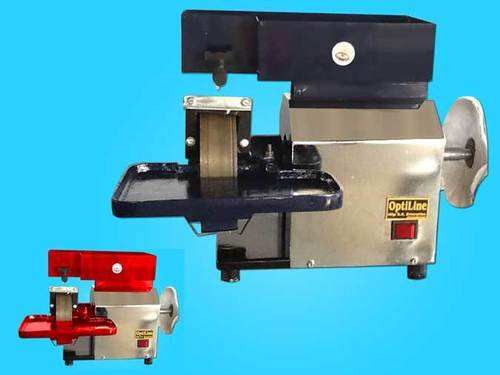 SKE-AHE Auto Hand Edgar Optical Glass Cutting Grinding And Polishing Machine