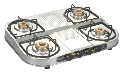 4 Burner Gas Stove in  1-Sector - Bawana