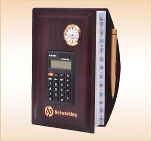 Telephone Diary With Watch Calculator