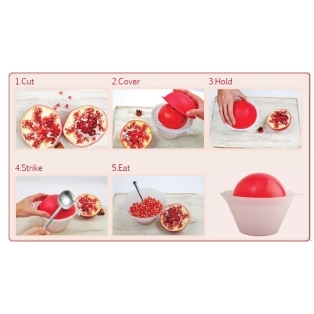 Eazee Pomegranate Seed Extractor