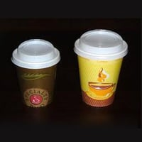 Paper Cups With Lids